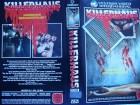 Killerhaus ...  Klaus Kinski ...      Horror - VHS !!!