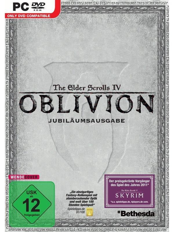 The Elder Scrolls IV - Oblivion - Jubiläumsausgabe