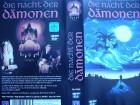 Die Nacht der Dämonen  ...     Horror - VHS !!!