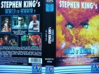 Stephen King´s World of Horror II  ... Horror - VHS !!!