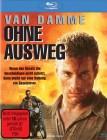 Ohne Ausweg - Van Damme UNCUT -  Blu ray  **NEU&OVP**