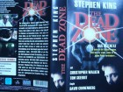 Stephen King - The Dead Zone  ...   Horror - VHS !!!