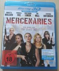 Mercenaries - 3D BLU RAY+Bonus  - Kristanna Loken - Zoe Bell