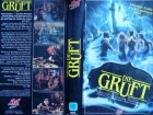 Die Gruft  ...     Horror - VHS !!!