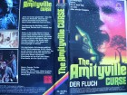 The Amityville Curse - Der Fluch ...    Horror - VHS !!!