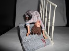 EXORZIST /  EXORCIST REGAN SPIDERWALK CULT CLASSICS 7 NECA