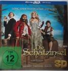 Die Schatzinsel 2 & 3D - Pirat John Silver, Jim Hawkins