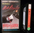 Dario Argentos World of horror VHS Focus video FSK18