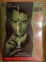 Re-Animator Box - 4 DVD - uncut - Neu + OVP