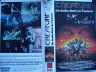 Creature - Die dunkle Macht der Finsternis ...VHS ..  FSK 18