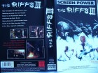 The Riffs III  ...   Horror - VHS  !!! ...    FSK 18