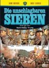 Die unschlagbaren Sieben - DVD - Uncut