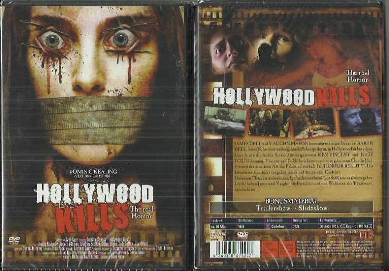 Hollywood Kills  SPIO (2905255,NEU)