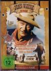 John Wayne in Farbe - Box 2 *DVD*NEU*OVP* 3 Film DVD Box