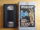 House 2 - VHS - silberne Gro�box - uncut