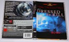 - Brian de Palma - Dressed to kill DVD - Erstauflage -