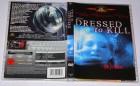 - Brian de Palma - Dressed to kill DVD - Erstauflage -