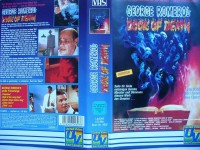 George Romero´s Book of Death  ...    Horror - VHS  !!!