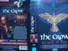 The Crow - Die Rache der Krähe  ...    Horror - VHS  !!!
