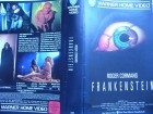 Roger Cormans Frankenstein  ...    Horror - VHS  !!!