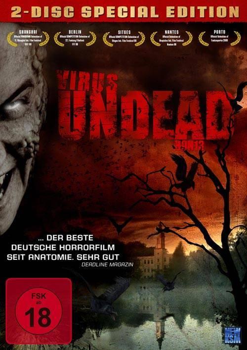 Virus Undead -2-Disc Special Edition (deutsch/uncut) NEU+OVP