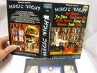 A 1410 ) Karate 2 Magic Night   / Silwa Video
