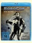 Robocop - Kult Cyborg Serie - Roboter Cop läßt es krachen
