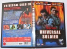 Universal Soldier DVD von Kinowelt - Uncut  - mit der alten