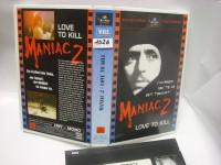 1026 ) Maniac 2 / Love To Kill  / Astro Ungeschnitten