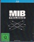 Men in Black - Trilogie *BLURAY*NEU*OVP* Will Smith