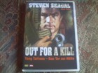 Out for a Kill  - Steven Seagal   - uncut dvd