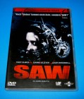 DVD SAW I 1 - DIRECTOR'S CUT - DEUTSCH - FSK 18