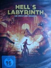 Hell´s Labyrinth ... Horror - DVD !!!  NEU !!  OVP !!!