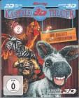 Kasperle Theater - Teil 2 - Die Bremer Stadtmusikanten - 3D