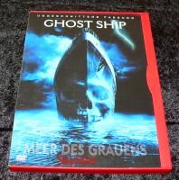 Ghost Ship DVD - Snapper Case -