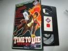 VHS - Time to Die - Zeit zu sterben - Mario Puzo - UFA