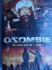 Ozombie - Bin Laden will Die ... Horror - DVD !!!  OVP !!!
