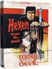 Hexen bis aufs Blut gequält  - Steel Collection Blu Ray NEU