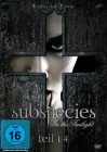 BOX Subspecies - In The Twilight Teil 1-4(9928445225,Kommi)