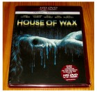 HD-DVD HOUSE OF WAX - DEUTSCH - FSK 18 - NEU