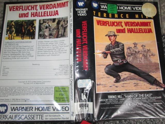 Beta / Betamax - Verflucht,Verdammt und Halleluja - Warner
