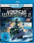 American Warships 2 [3D+2D Blu-ray] [Special Edition] OVP