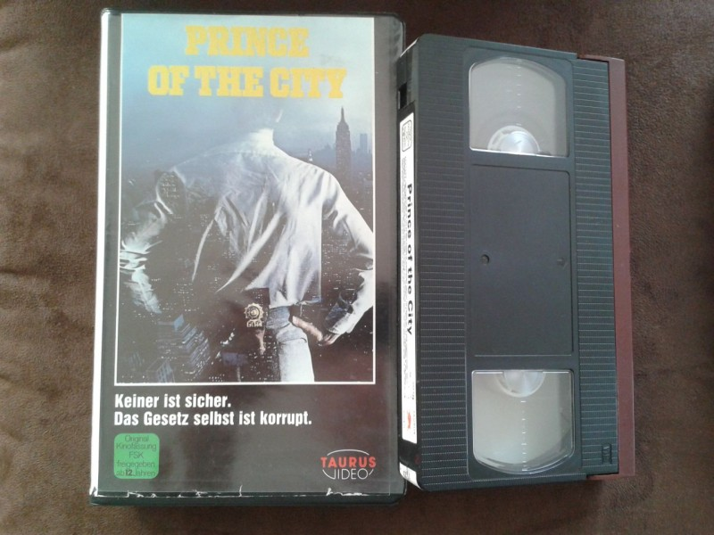 Prince of the City [CIC Taurus] Rarität, no DVD