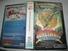 VHS - Das Geheimnis Der Vier Kronjuwelen - ITALO - ITT