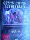 Geschichten aus der Gruft  6 ...   DVD !!!  OVP !!!   FSK 18