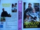 Djangos Rückkehr ... Franco Nero ... Western - VHS !!!