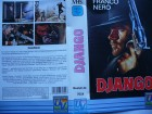 Django ... Franco Nero ... Western - VHS !!!