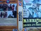 Mannaja - Das Beil des Todes ... Western - VHS !!!