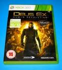 XBOX 360 - DEUS EX HUMAN REVOLUTION - LIMITED EDITION - UK -