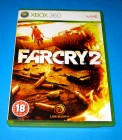 XBOX 360 - FAR CRY 2 - UK - ENGLISCH - DEUTSCH
